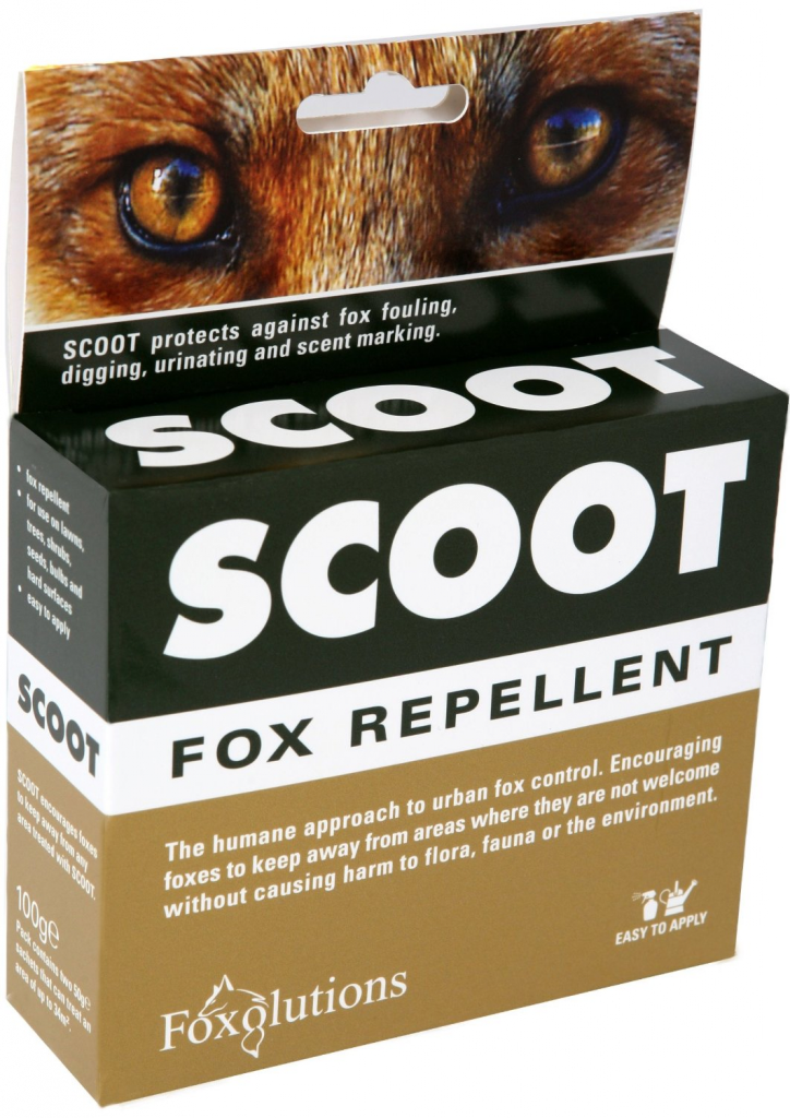 Foxolutions Scoot Fox Repellent - 100g