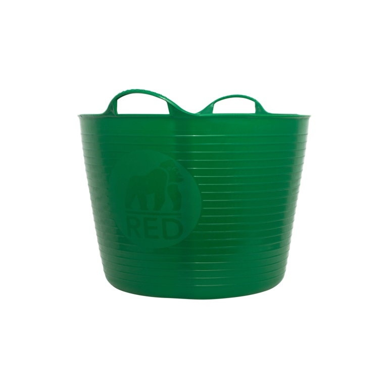 Red Gorilla Flexible Large Tub - Green