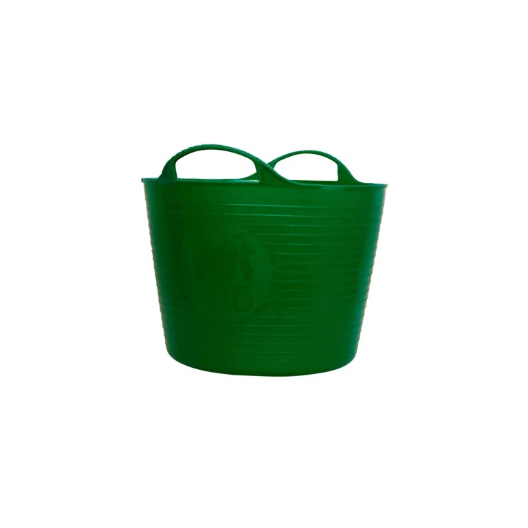 Red Gorilla Flexible Small Tub - Green