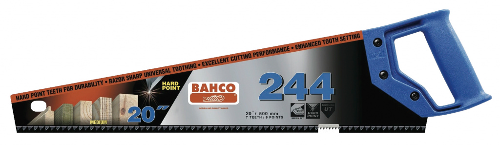 Bahco 244 Saw - 20