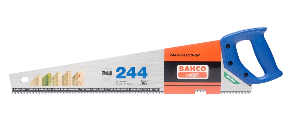 Bahco 244 Saw - 22