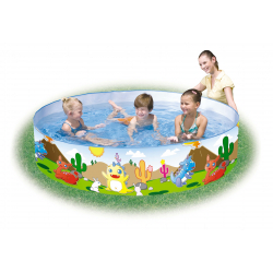 Bestway Dinosaur Fill 'n' Fun Pool