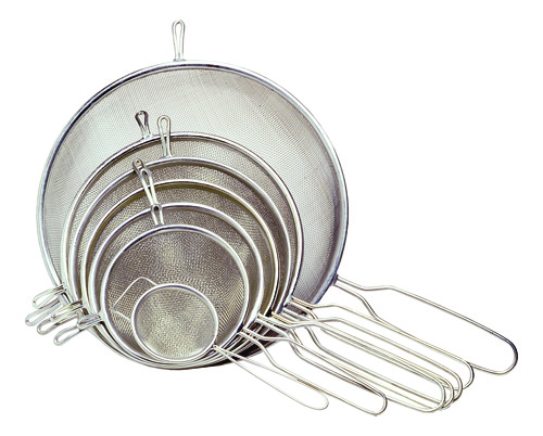 Chef Aid Metal Strainer - 18cm Diameter
