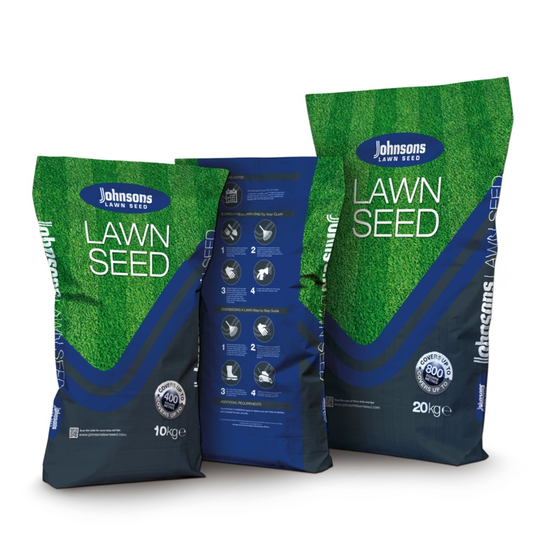 Johnsons Lawn Seed Economy - 10kg Bulk Bag