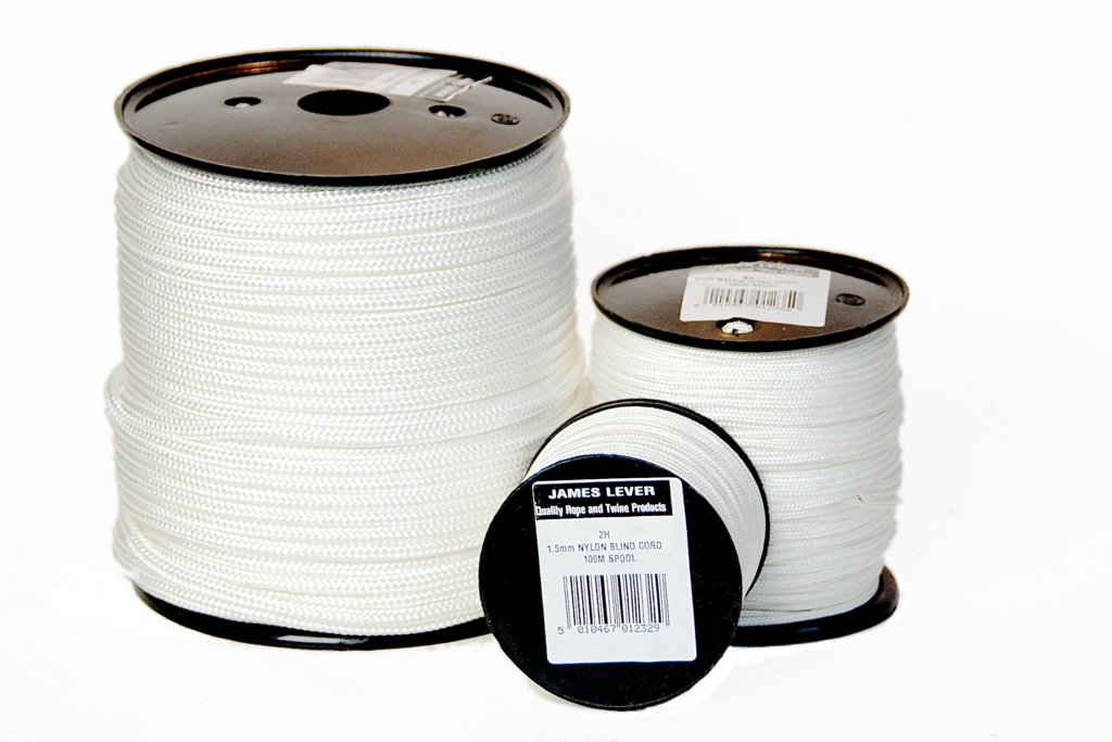 Everlasto Nylon Bind Cord - 1.5mm x 100m