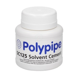 Polypipe Solvent Cement (BS6209)