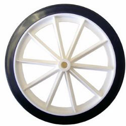 Select PVC Wheel - 100mm