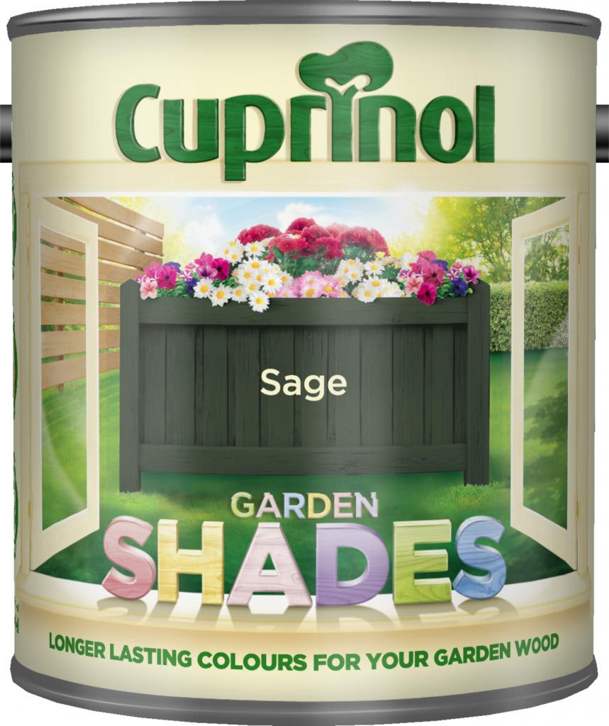 Cuprinol Garden Shades 1L - Sage