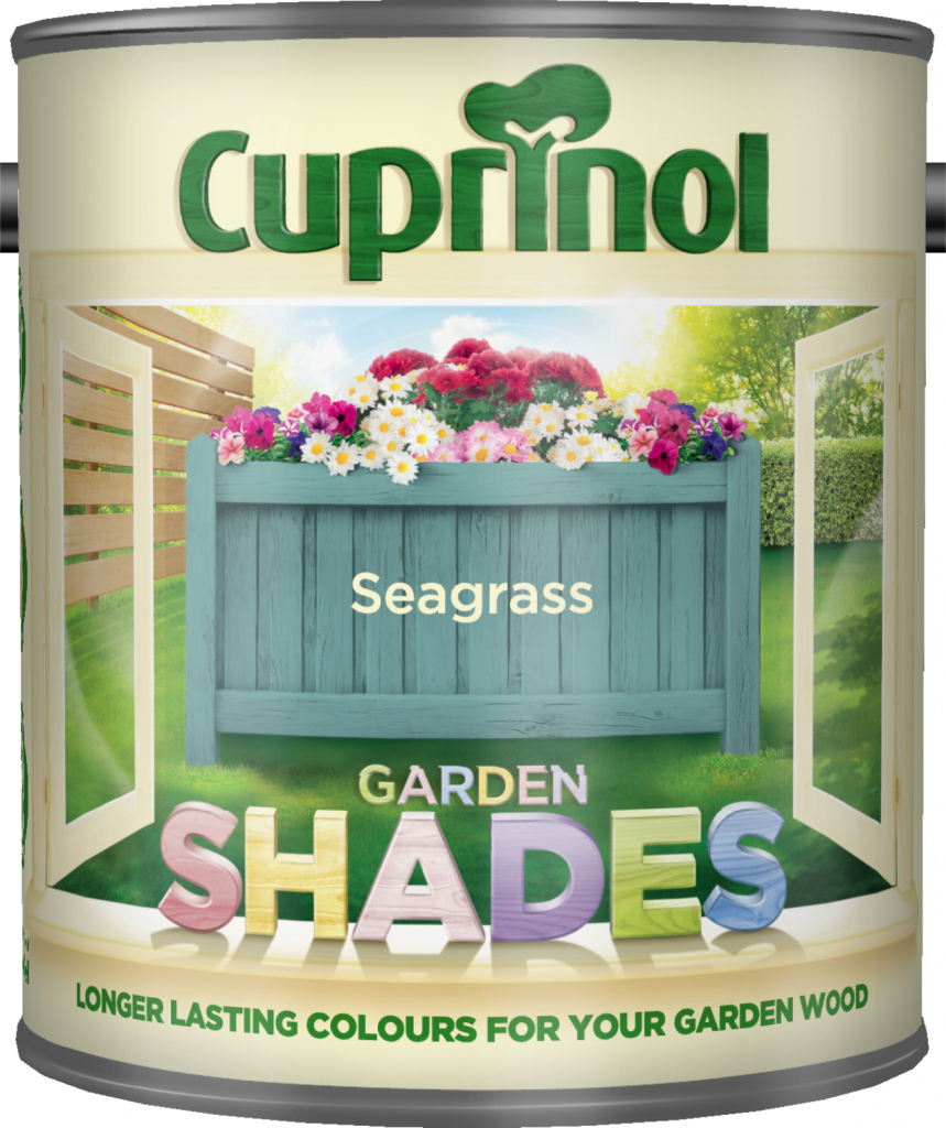 Cuprinol Garden Shades 1L - Seagrass