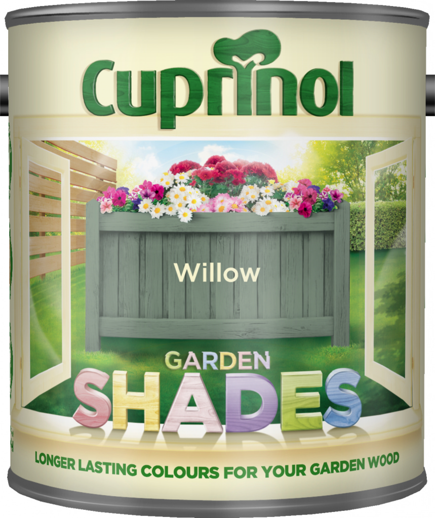 Cuprinol Garden Shades 1L - Willow