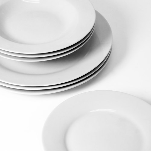 Sabichi Day To Day White Dinner Set - 12 Piece