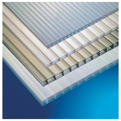 Corotherm Clear Twinwall Sheet - 3m x 700 x 10mm
