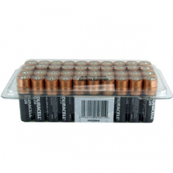 Duracell AA Batteries - Tub Of 40