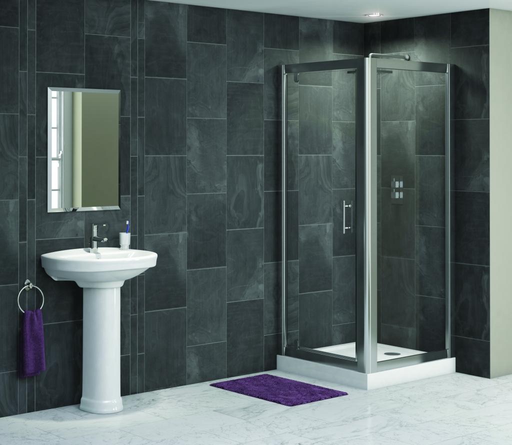 SP Aber Pivot Door - 900 x 1850mm