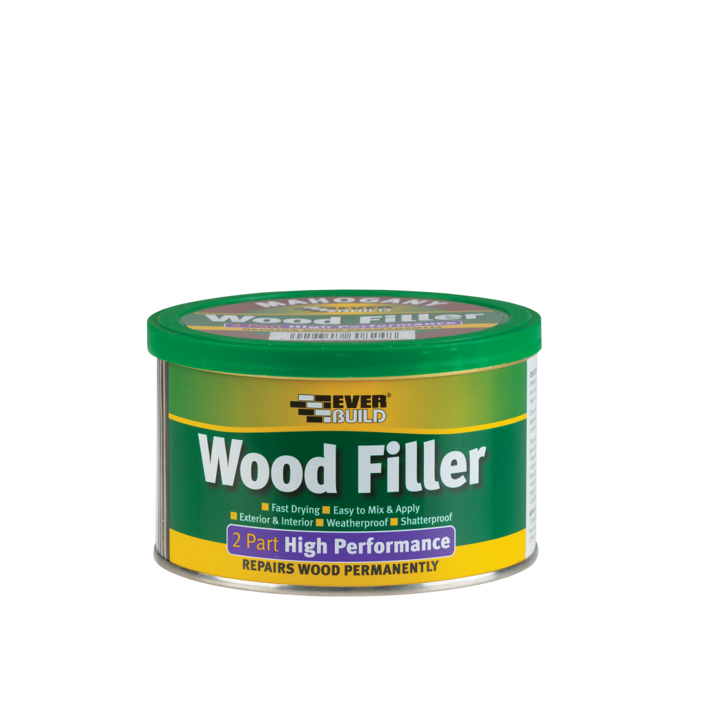 Everbuild 2 Part Wood Filler 500g - Pine