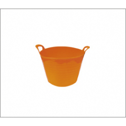 Ambassador 14L Flexi Tub - Orange