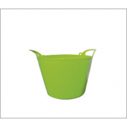 Ambassador 26L Flexi Tub - Green