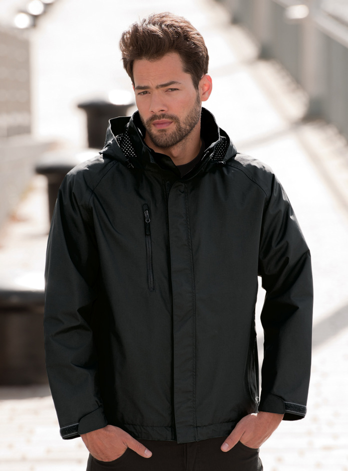 Workhouse Two Gents Hydraplus Jacket Black - L