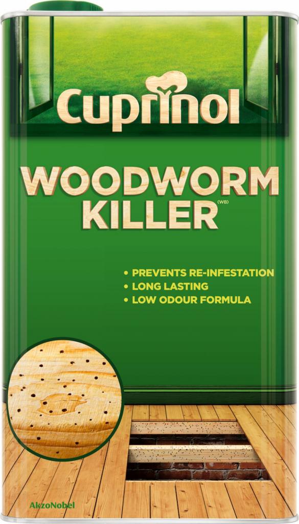 Cuprinol Woodworm Killer Low Odour - 500ml