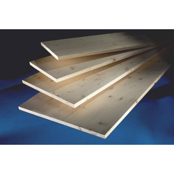 Cheshire Mouldings Timberboard 18mm - 1750 x 300