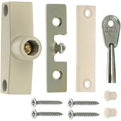 Era Snaplock Std Key (W)17.5 x (L)63.5 x (H)37mm - Finish: White