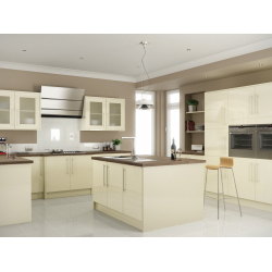 Gower Rapide+ Monaco Larder Appliance Unit