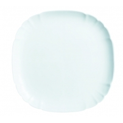 Luminarc Lotusia Dinner Plate White