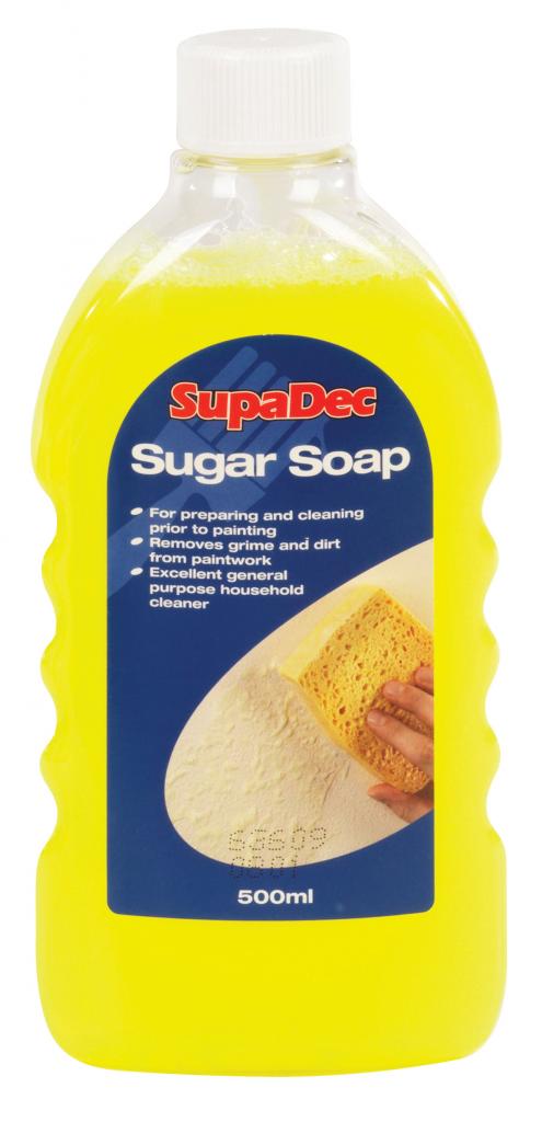 SupaDec Sugar Soap - 500ml