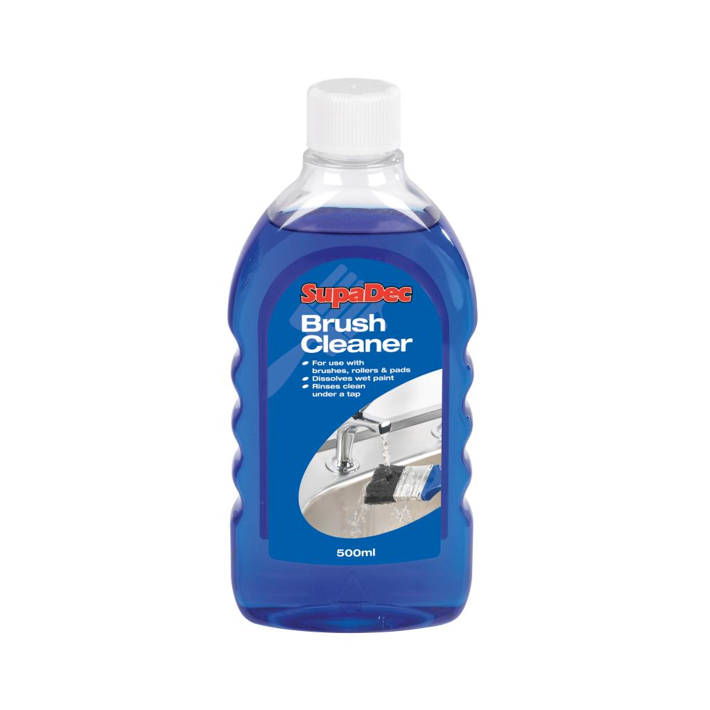 SupaDec Brush Cleaner - 500ml