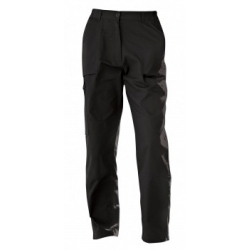 Regatta Ladies Black Action Trousers - 14T