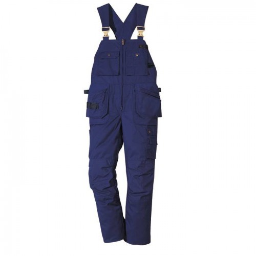 "Fristads Navy Work Trousers - 44"" Reg"