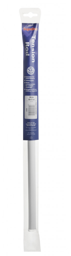 SupaDec Tension Rod - 60-90cm