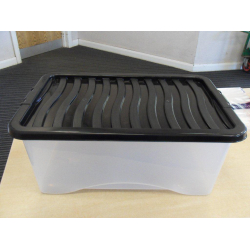 Proplas Storage Box with Lid