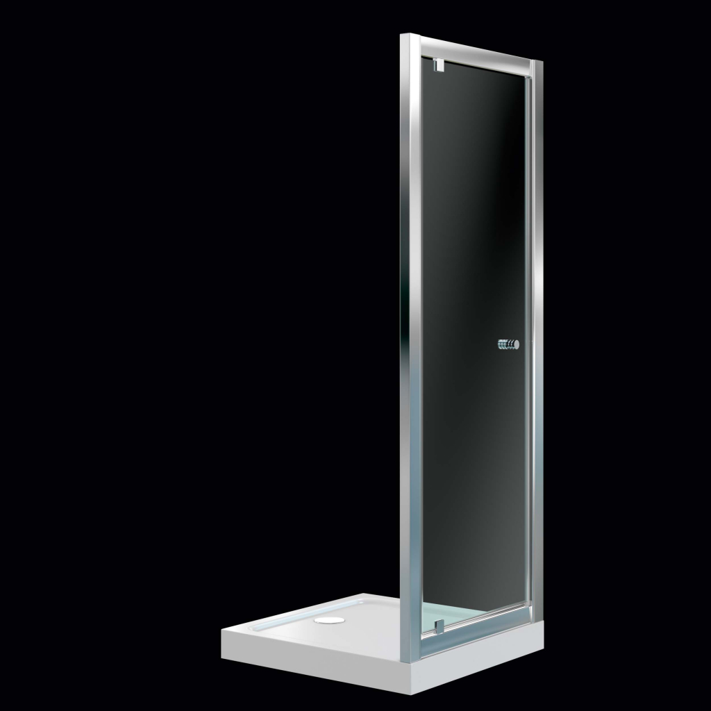 SupaPlumb Pivot Door - 1850 x 800mm