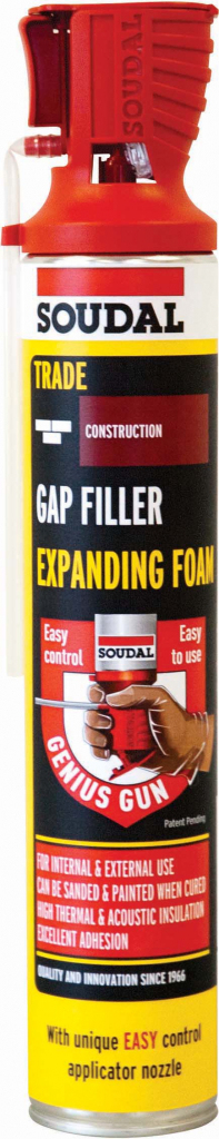 Soudal Genius Gun Filler - 750ml can