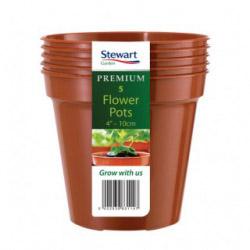 Stewart Flower Pot Pack of 5