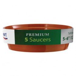 """Stewart Flower Pot Saucer Pack Of 5 - 5-6"""""""