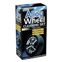 Car Pride Alloy Wheel Cleaning Kit