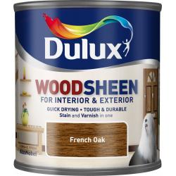 Dulux Woodsheen 250ml - Antique Pine