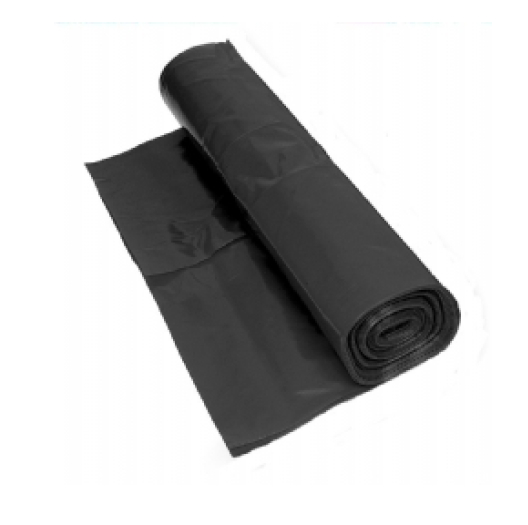 Visqueen Damp Proof Membrane 300MU - Black 4m x 3m