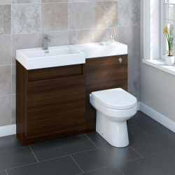 Toilet Sink Vanity Units. SP Ashdown Walnut WC Unit 1200mm Vanity Stax Trade Centres  martinkeeis me 100 Toilet Sink Units Images Lichterloh