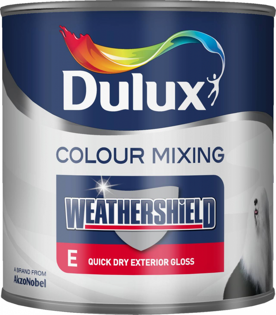 Dulux Weathershield Quick Drying Exterior Gloss 1l Stax Trade Centres