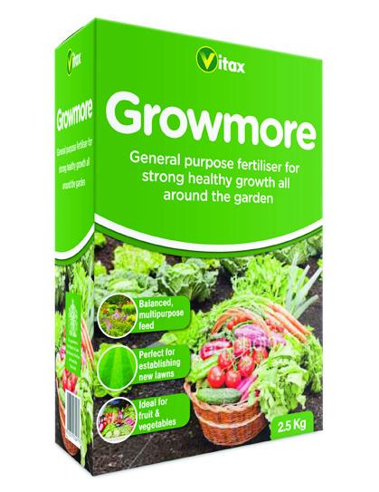 Vitax Growmore - 2.5kg