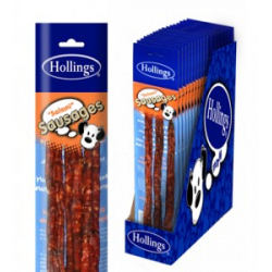 Hollings Salami Sausage - 3 Pack
