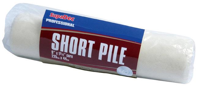 "SupaDec Short Pile Roller Refill - 9"" x 1.75"" / 255mm x 44mm"