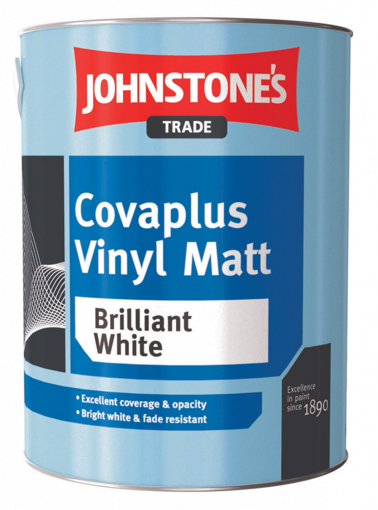 Johnstone's Trade Covaplus - 'D' 4.625L