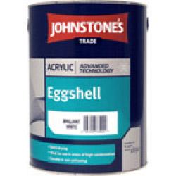 Johnstone's Trade Acrylic Eggshell - D' 4.625L