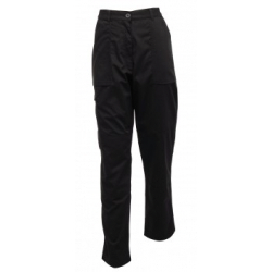 Regatta Ladies Black Action Trousers - 10S