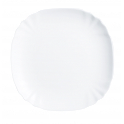 Luminarc Lotusia Soup Plate White