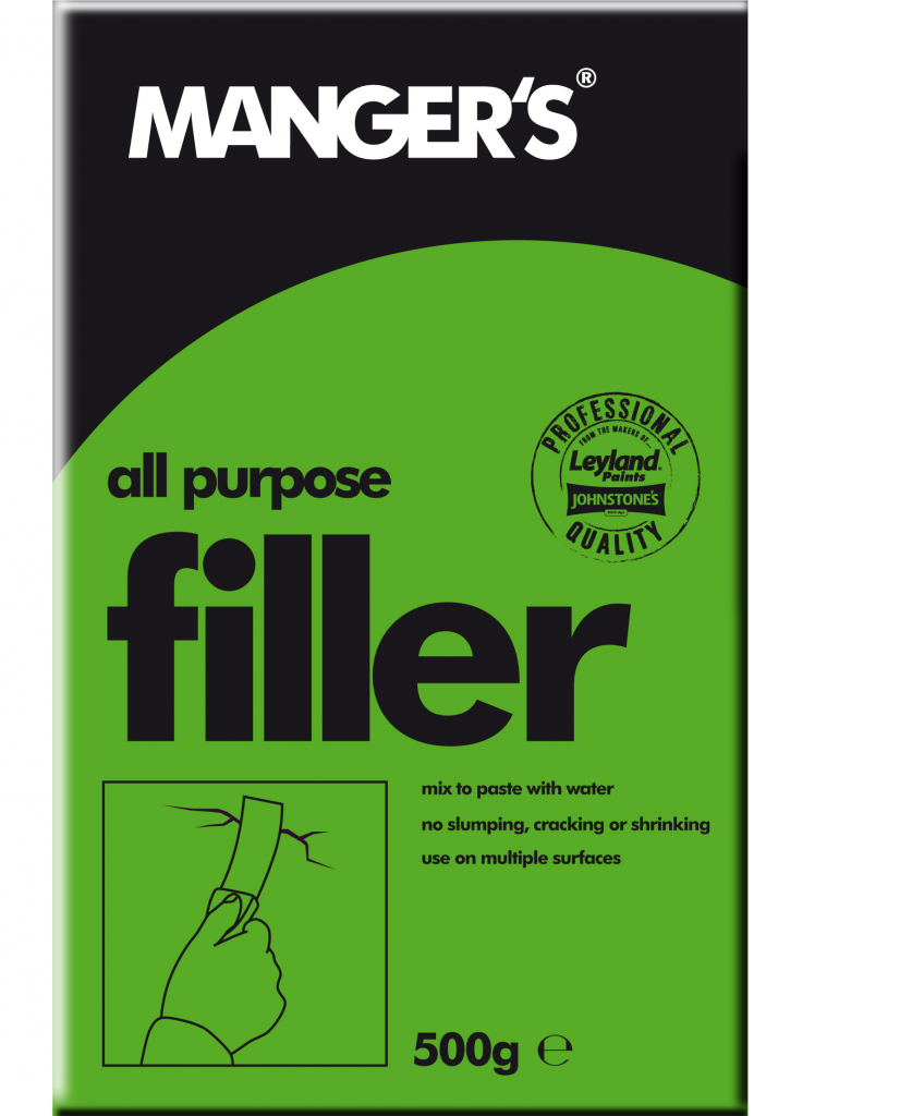 Mangers All Purpose Powder Filler - 500g